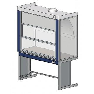 Шкаф вытяжной для проведения анализа хлористых солей в нефти ЛАБ-PRO-ШВ150/70-ХС