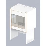 Шкаф вытяжной для муфельных печей и сушильных шкафов ЛАБ-1200 ШВп