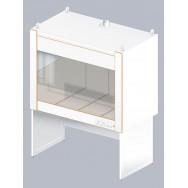 Шкаф вытяжной для муфельных печей и сушильных шкафов ЛАБ-1600 ШВп