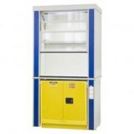 Шкаф вытяжной для работы с ЛВЖ ЛАБ-PRO-ШВЛВЖ-120-D